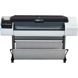 "HP Designjet T1200 HD PostScript Inkjet Large Format Printer - 44"" - Color CQ653C#B1K"