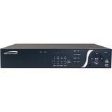 Speco 4 Channel Plug & Play NVR N4NS1TB