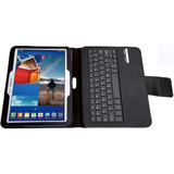 "Next Success E-stand Keyboard/Cover Case for 10.1"" Tablet - Black"