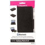 "Aluratek Keyboard/Cover Case (Folio) for 8"" Tablet"