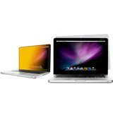 3M GPFMP13 Gold Privacy Filter for the Apple MacBook Pro 13-inch (unibody model) Gold, Black 98-0440-5702-8