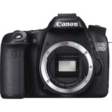 Canon EOS 70D 20.2 Megapixel Digital SLR Camera (Body Only) - Black - 8469B002