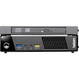Lenovo ThinkCentre M93p 10AB000EUS Desktop Computer - Intel Core i5 i5-4570T 2.90 GHz - Tiny - Business Black 10AB000EUS