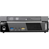 Lenovo ThinkCentre M93p 10AB000QUS Desktop Computer - Intel Core i7 i7-4765T 2 GHz - Tiny - Business Black 10AB000QUS