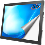 "AIS 15"", 1024 x 768 XGA, Open Frame Multi-Touch Monitor with PCT Touchscreen and VGA Port"