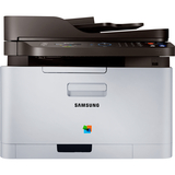 Samsung Xpress SL-C460FW Laser Multifunction Printer - Color - Plain Paper Print - Desktop SL-C460FW/XAA