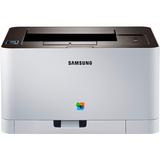 Samsung Xpress SL-C410W Laser Printer - Color - 2400 x 600 dpi Print - Plain Paper Print - Desktop SL-C410W/XAA