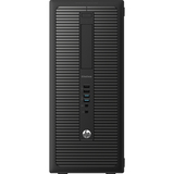 HP EliteDesk 800 G1 Desktop Computer - Intel Core i5 i5-4670S 3.10 GHz - Ultra Slim E7D03AW#ABA