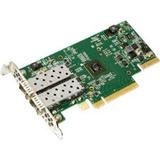 Solarflare Flareon Ultra SFN7122F Dual-Port 10GbE PCIe 3.0 Server I/O Adapter