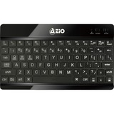 AziO Backlit Bluetooth Tablet Keyboard (KB335) KB335