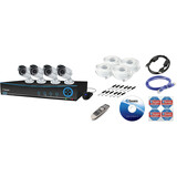 Swann DVR4-4200 4 Channel 960H Digital Video Recorder & 4 x PRO-642 Cameras SWDVK-442004-US