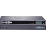 Grandstream High Density FXS Analog VoIP Gateway GXW4216