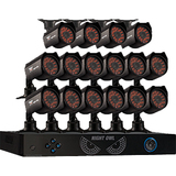 Night Owl PRO-16161TB Video Surveillance System