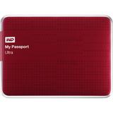 WD My Passport Ultra WDBPGC5000ARD-NESN 500 GB External Hard Drive WDBPGC5000ARD-NESN