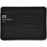 WD My Passport Ultra WDBZFP0010BBK-NESN 1 TB External Hard Drive WDBZFP0010BBK-NESN