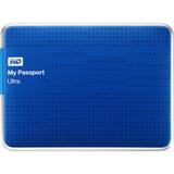 WD My Passport Ultra WDBZFP0010BBL-NESN 1 TB External Hard Drive WDBZFP0010BBL-NESN