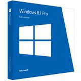 Microsoft Windows 8.1 Pro 32/64-bit - Complete Product - 1 PC FQC-07336