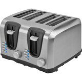 Kalorik Kalorik 4 Slice Stainless Steel Toaster TO37896SS