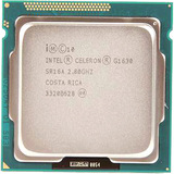 Intel Celeron G1630 2.80 GHz Processor - Socket H2 LGA-1155 BX80637G1630