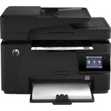 HP LaserJet Pro M127FW Laser Multifunction Printer - Monochrome - Plain Paper Print - Desktop CZ183A#BGJ