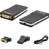 AddOncomputer.com Bulk 5 Pack USB to DVI Hi-Res External Video Card