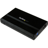 StarTech.com 3.5in USB 3.0 External IDE / SATA III Universal Hard Drive Enclosure - Portable External HDD UNI3510BMU32