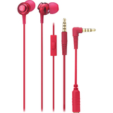 Audio-Technica ATH-CKL202iS In-Ear Headphones for Smartphone