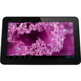 "Hipstreet Equinox 3 HS-10DTB8-8GB 8 GB Tablet - 10.1"" - Wireless LAN - Rockchip Cortex A9 RK2928 1.20 GHz - Black HS-10DTB8-8GB"