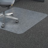 Lorell Rectangular Polycarbonate Chair Mat 69705