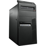 (French) Lenovo ThinkCentre M83 10AL000GCA Desktop Computer - Intel Core i7 i7-4770 3.40 GHz - Mini-tower - Business Black 10AL000GCA