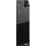 Lenovo ThinkCentre M83 10AM000AUS Desktop Computer - Intel Core i7 i7-4770 3.40 GHz - Small Form Factor - Business Black 10AM000AUS