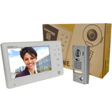 Aiphone JO Series: 7-Inch Touch Button Video Intercom JOS-1V