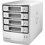 G-Technology G-SPEED Q DAS Array - 4 x HDD Installed - 12 TB Installed HDD Capacity 0G02838
