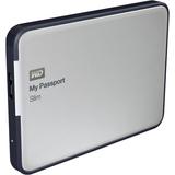 WD My Passport Slim WDBGMT0010BAL-NESN 1 TB External Hard Drive WDBGMT0010BAL-NESN