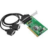 SIIG DP CyberSerial 2S PCI JJ-P20211-S7