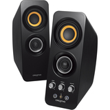 Creative MF1655 2.0 Speaker System - Wireless Speaker(s) - Black 51MF1655AA001