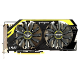 MSI N760 HAWK GeForce GTX 760 Graphic Card - 1111 MHz Core - 2 GB GDDR5 SDRAM - PCI Express 3.0 x16 N760 HAWK