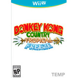 Nintendo Donkey Kong Country: Tropical Freeze - Action/Adventure Game - Wii U
