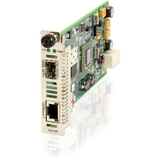 Transition Networks 10GBase-T Copper to Fiber Media Converter
