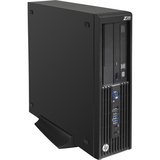 HP Z230 F1J82UT Small Form Factor Workstation - 1 x Intel Core i3 i3-4130 3.4GHz