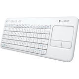 Logitech Wireless Touch Keyboard K400 920-005878