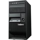Lenovo ThinkServer TS140 70A4001LUX 5U Tower Server - 1 x Xeon E3-1225 v3 - 4 GB RAM HDD SSD - Serial ATA/600 Controller