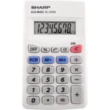 Sharp EL240SAB Handheld Calculator EL240SAB