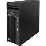 HP Z230 F1J78UA Mini-tower Workstation - 1 x Intel Xeon E3-1245 v3 3.4GHz