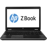 "HP ZBook 15 15.6"" LED Notebook - Intel - Core i7 i7-4700MQ 2.4GHz - Graphite F2P50UT#ABA"
