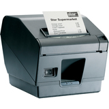 Star Micronics TSP743IIU-24GRY Direct Thermal Printer - Monochrome - Wall Mount - Receipt Print 39442511