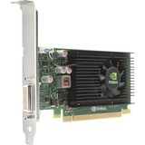 HP Quadro NVS 315 Graphic Card - 1 GB DDR3 SDRAM - PCI Express 2.0 x16 - Half-height E1U66AA