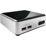 Intel D34010WYK Desktop Computer - Intel Core i3 i3-4010U 1.70 GHz - Ultra Compact BOXD34010WYK1