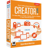 Roxio Creator NXT v.2.0 - Complete Product - 1 User RCRNXT2ENMBAM