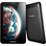 "Lenovo IdeaTab A3000 16 GB Tablet - 7"" - In-plane Switching (IPS) Technology - Wireless LAN - MediaTek Cortex A7 MT8389 1.20 GHz - Slate Black 59366253"